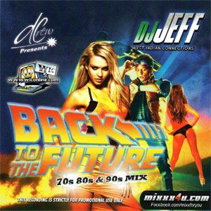 Back 2 The Future by DJ Jeff